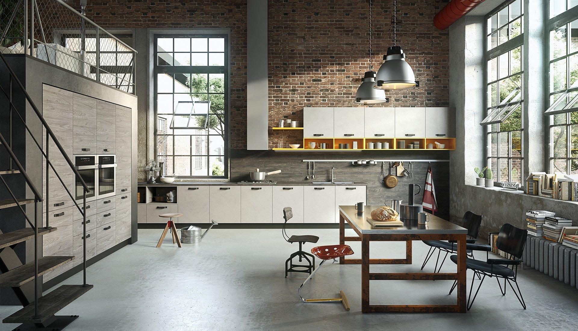 Cucine Componibili Macerata.Arredamento Cucine Moderne Arredamento Cucine Macerata