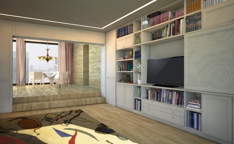 Arredo soggiorno soggiorno moderno soggiorno macerata for Consulta permesso di soggiorno