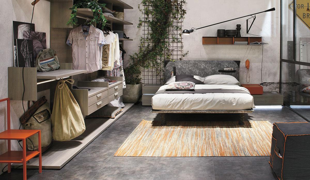 Camere Da Letto Da Sogno Moderne : Arredamento camera da letto mobili camera da letto cingoli brunori