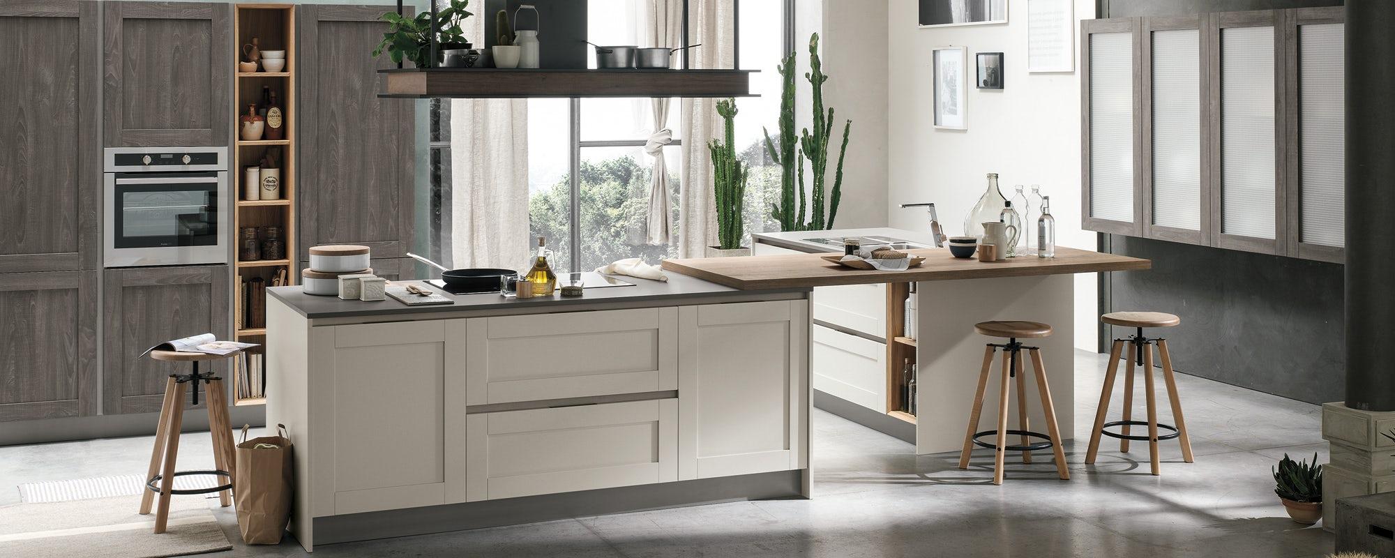 Arredamento cucine moderne- arredamento cucine macerata- cucine ...